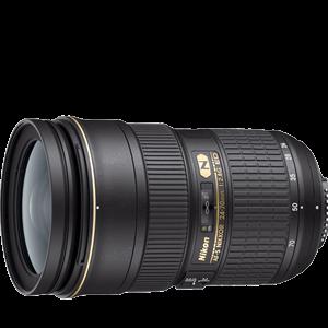 AF-S FX Silent Wave Nikkor Lenses