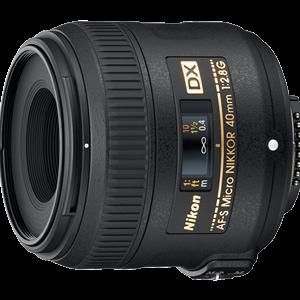 AF DX Nikkor Lenses