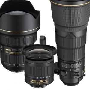Autofocus Nikkor Lenses