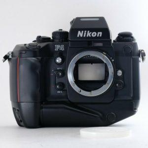 Secondhand-35mmfilmcameras - F4S
