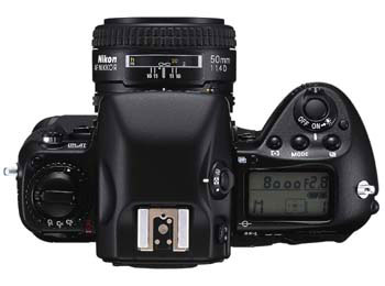 Secondhand-35mmfilmcameras - F5-3