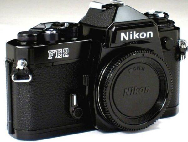 Secondhand-35mmfilmcameras - FE2-1