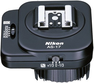 Other - nikon-as-17-flash-coupler