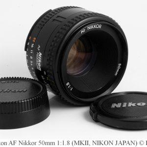 Secondhand-afnikkorlenses - nikon-50-1-8-mk2-nj-lens-best-review-6
