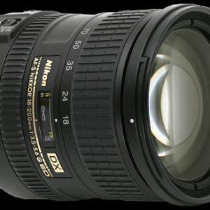 af-s-dx-nikkor-18-200mm-f35-56g-if-ed-vr - frontpage