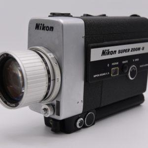 Secondhand-cine-cameras - Nikon-Super-Zoom-8