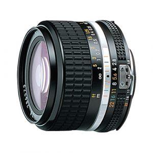 Secondhand-manuallenses - Nikon-NIKKOR-24mm-f2.8-Ai-S