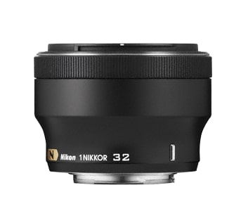 Nikon-1-system - Nikon-1-32mm-f1.2