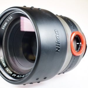 Secondhand-nikonos - Nikonos-50mm-f2.8-R-UW-AF-Nikkor