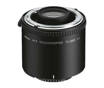 Secondhand-teleconverters - TC-20E-II-AF-S