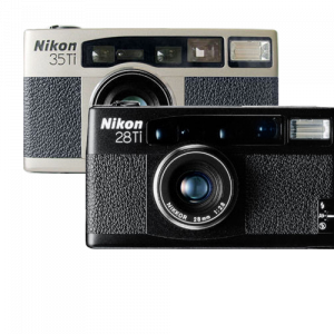 Nikon 35mm Compact Cameras