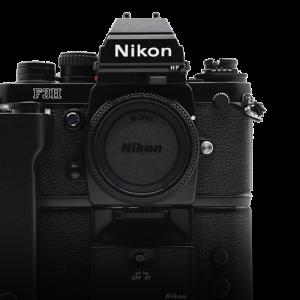 Nikon 35mm SLR Film Cameras