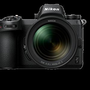 Nikon Z Mirrorless Cameras