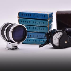Nikon Rangefinder Accessories