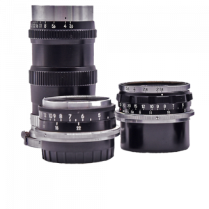 Nikon Rangefinder Lenses