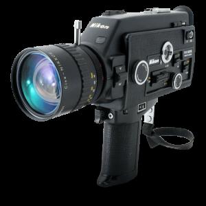 Nikon Super 8 Cine Cameras