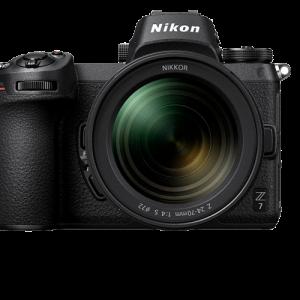Nikon Z Cameras & Lenses