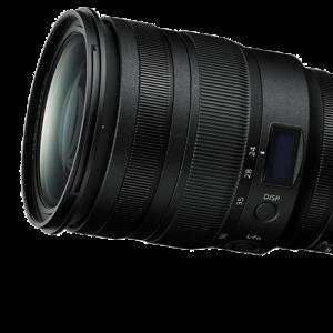 Nikon Z Mount (S-Line) Lenses