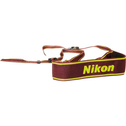 camera-straps - AN-6W-Burgundy