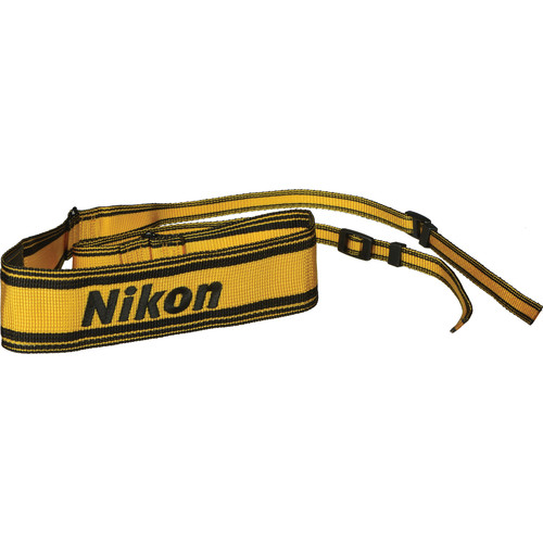 camera-straps - AN6Y-Yellow