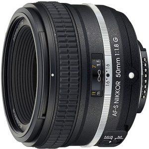 as-s-&-af-p-fx-silentwave-lenses - AF-S-50mm-f1.8-NIKKOR-Special-Edition