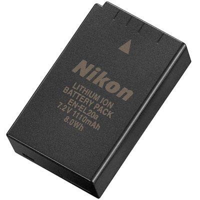 batteries - EN-EL20a