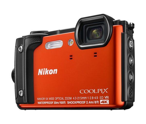 W300 - nikon_coolpix_w300_orange_hero_shot