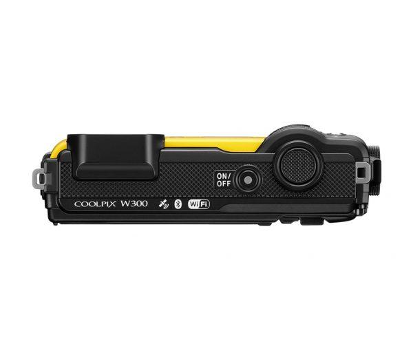 W300 - nikon_coolpix_w300_yellow__top