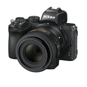 nikon-z50-dx - c31_Z50_FTZ_35DX_1.8_front34l