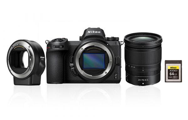 nikon-z6 - kit_z_6_ftz_mount_adapter_24_70_z_nikkor_zoom_lens_64gb_xqd-original