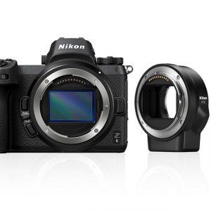 nikon-z6 - kit_z_6_ftz_mount_adapter_64gb_xqd-original