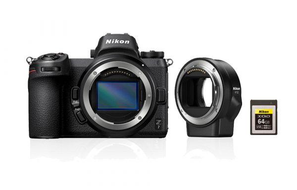 nikon-z7 - kit_z_7_ftz_mount_adapter_64gb_xqd-original